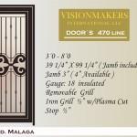 MALAGA  470'S SERIES