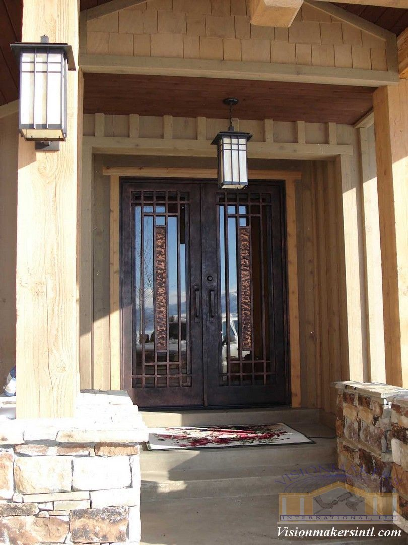 Door Features ... & Contemporary Doors - Visionmakers International Pezcame.Com